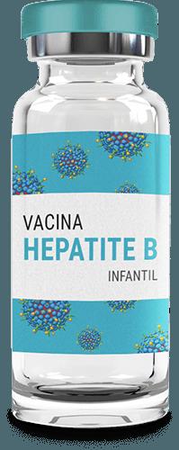 Vacina Hepatite B - Pediátrica (Por Dose)