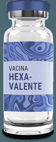 Vacina Hexavalente - (DTPa-Hb-IPV+Hib) (Por Dose)