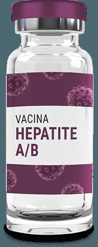 Vacina Hepatite A e B (Por Dose)
